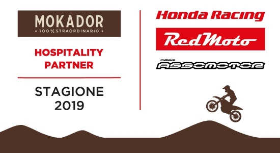 Official Hospitality Partner Assomotor Team 2019