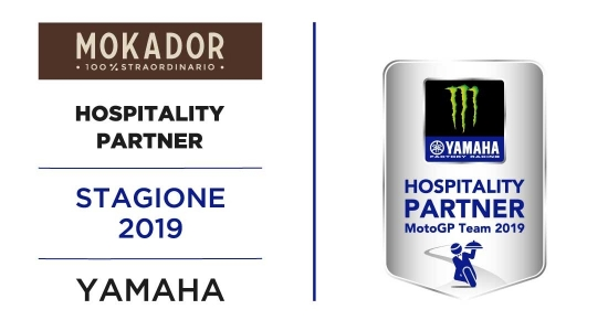 Official Hospitality Partner Yamaha